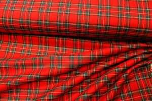 Cuadro de Gales rojo-verde