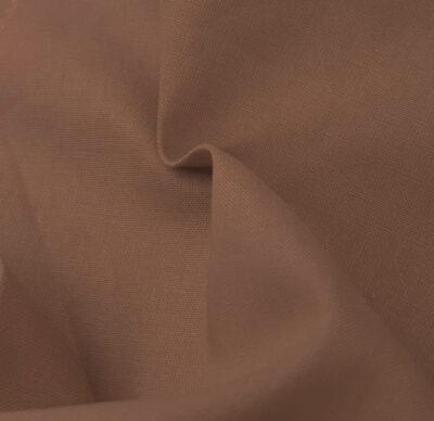 Algodón marrón avellana-14
