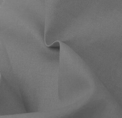 Algodón gris medio-12