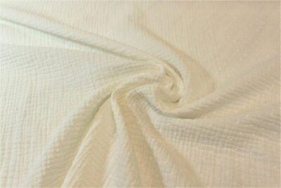Bámbula blanca con plumetti